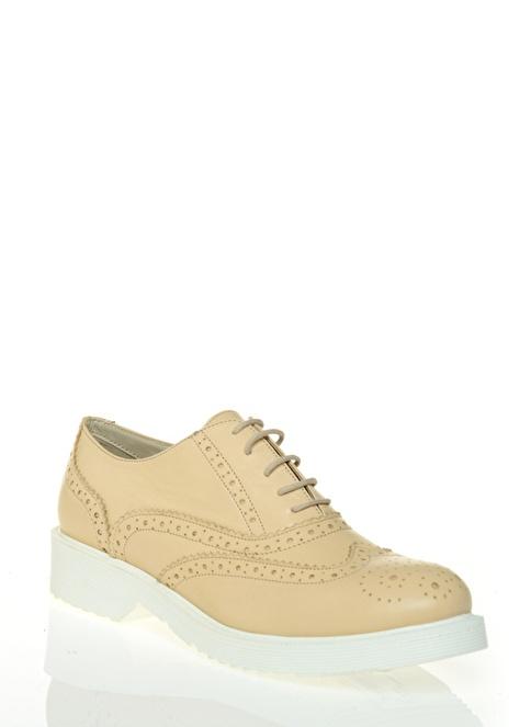 Cotton Bar Ayakkabı Ten